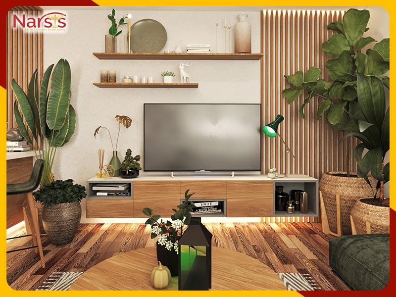 طراحی دکوراسیون داخلی خانه های کوچک ایرانی (آپارتمانی)
