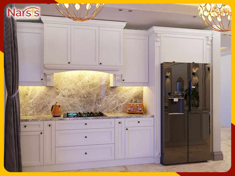 طراحی دکوراسیون داخلی کابینت آشپزخانه